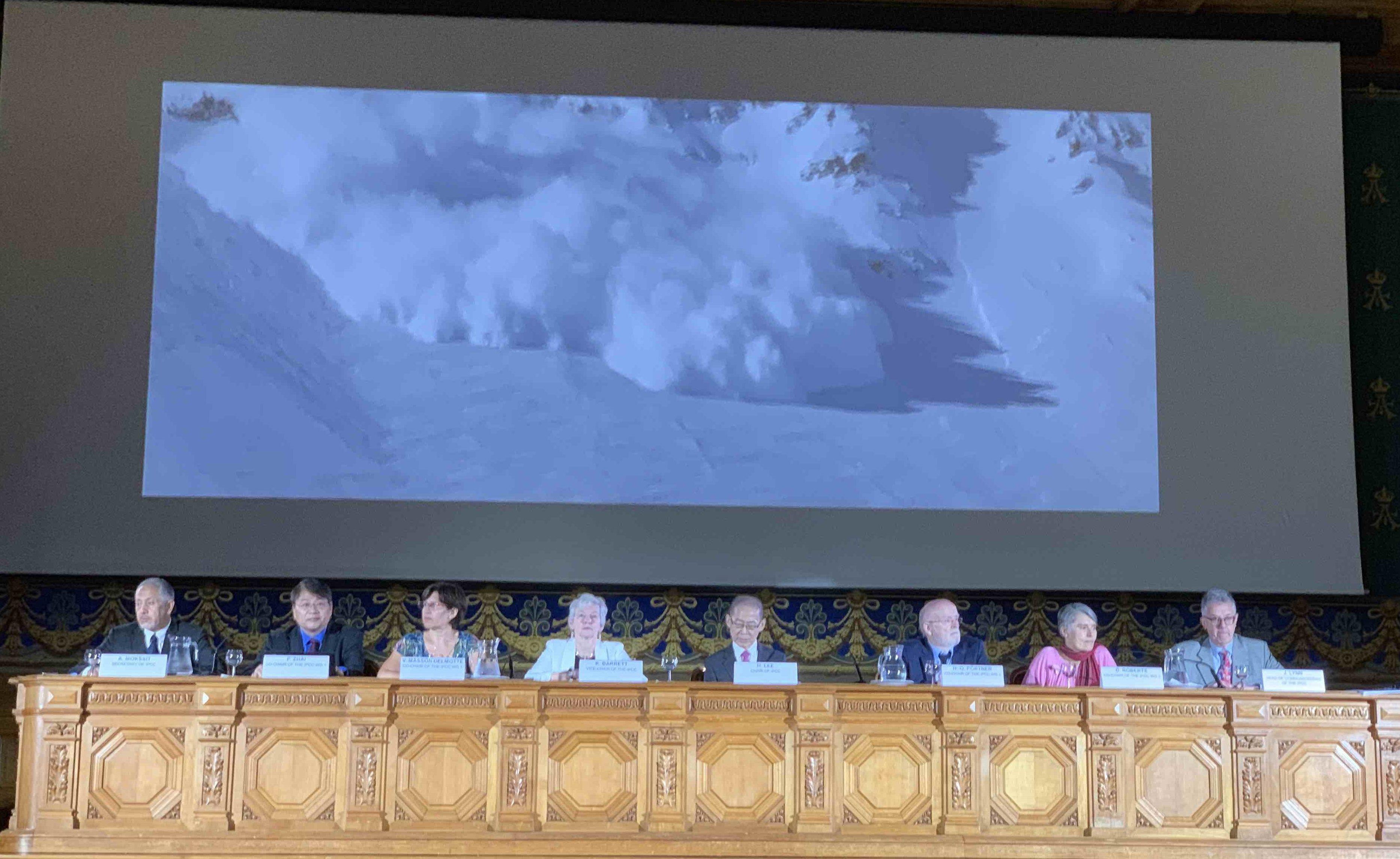 IPCC meets in Monaco