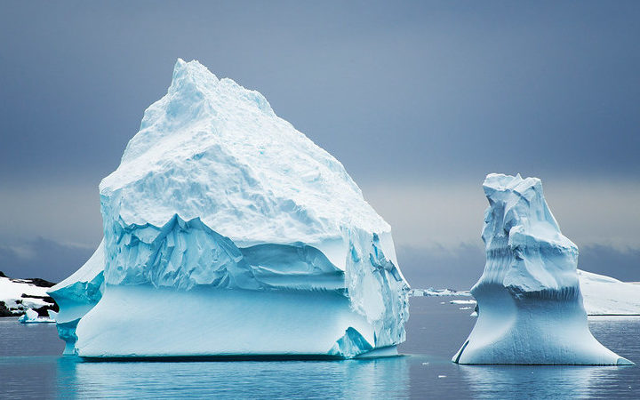 Antarctica's 'ice cliffs' may sharply accelerate sea level rise – study